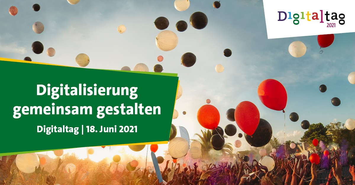 Read more about the article Digitaltag 2021 – Wir sind dabei!